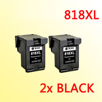 For hp818 black ink cartridge compatible for 818 818xl Deskjet F4238/F4288/F4488/F4688|ink cartridge|hp 818compatible ink cartridge -