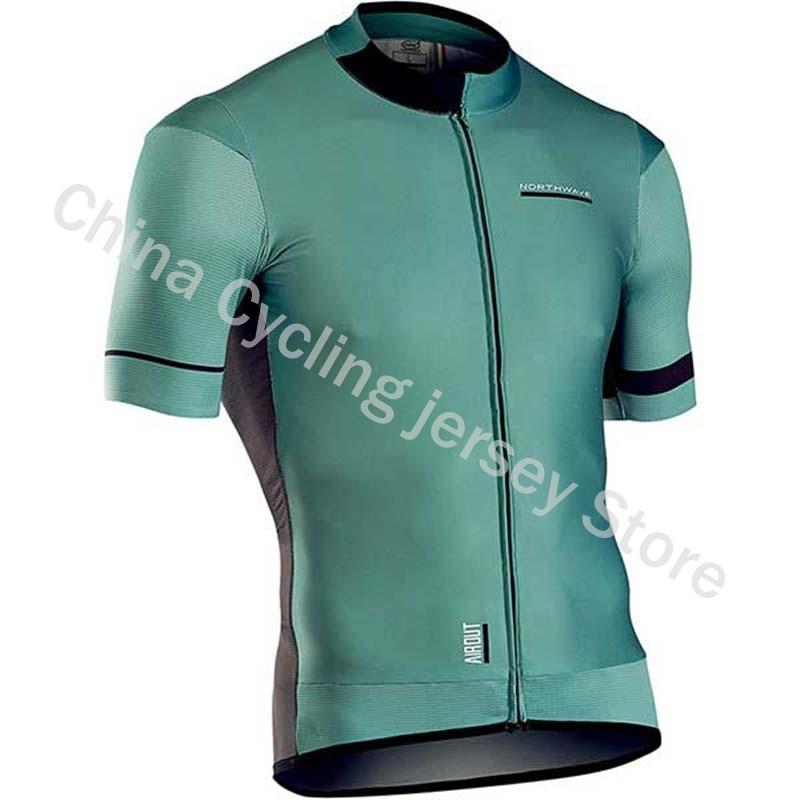 2019 Pro camisa De Corrida Dos Homens Camisa de Ciclismo Roupas de Verão Respirável Roupas Bicicleta MTB Mountian Bicicleta Sportswear NW Northwave