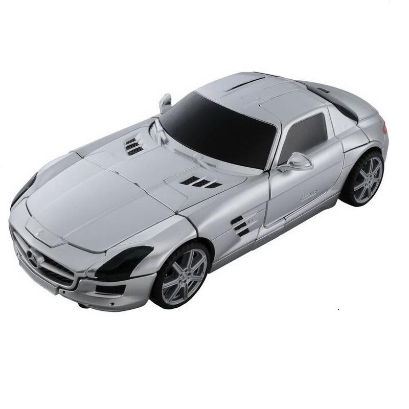 보이저 클래스 MB 07 실버 컬러 자동차 액션 피규어 소년을위한 클래식 장난감-에서액션 & 장난감 숫자부터 완구 & 취미 의  그룹 1