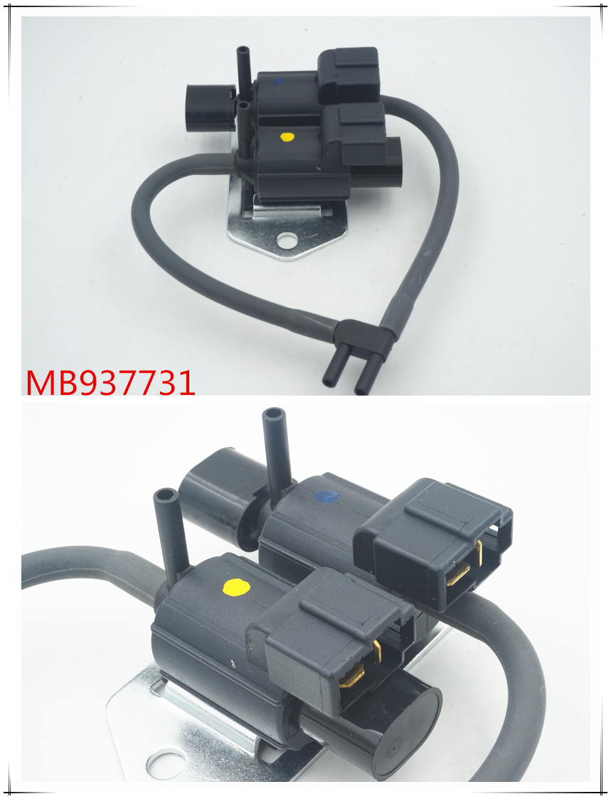 fast delivery MB937731 For Mitsubishi Pajero L200 L300 V43 V44 V45 K74T V73 V75 V78 wheel Clutch Control Solenoid Valve