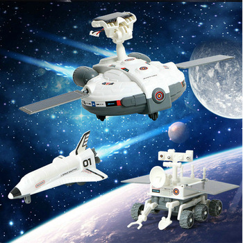 3 in 1 Solar Power Moon Explore Toys