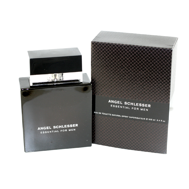 ANGEL SCHLESSER ESSENTIAL by Angel Schlesser for Men EAU DE TOILETTE SPRAY 3.4 oz / 100 ml rock angel pубашка