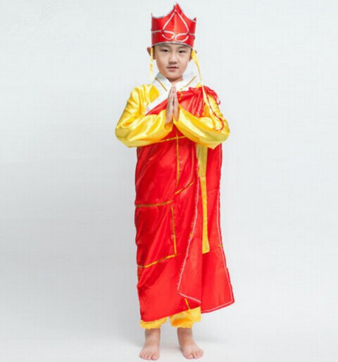monk costumes for children funny halloween - Childrens Funny Halloween Costumes