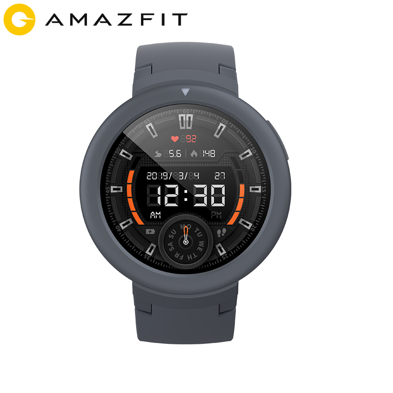 Global Version Amazfit Verge Lite Smartwatch GPS GLONASS GPS Long Battery Life Sports Watch for Android iOS Phone 2