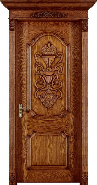 Online buy wholesale wood glass entry doors from china for Solid wood exterior doors for sale