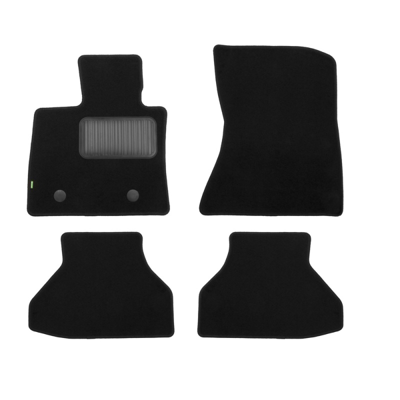 цена на Mats in salon Klever Standard For BMW X6 Е71 AUTOMATIC TRANSMISSION 2008-2012, внед... 4 PCs (textile)