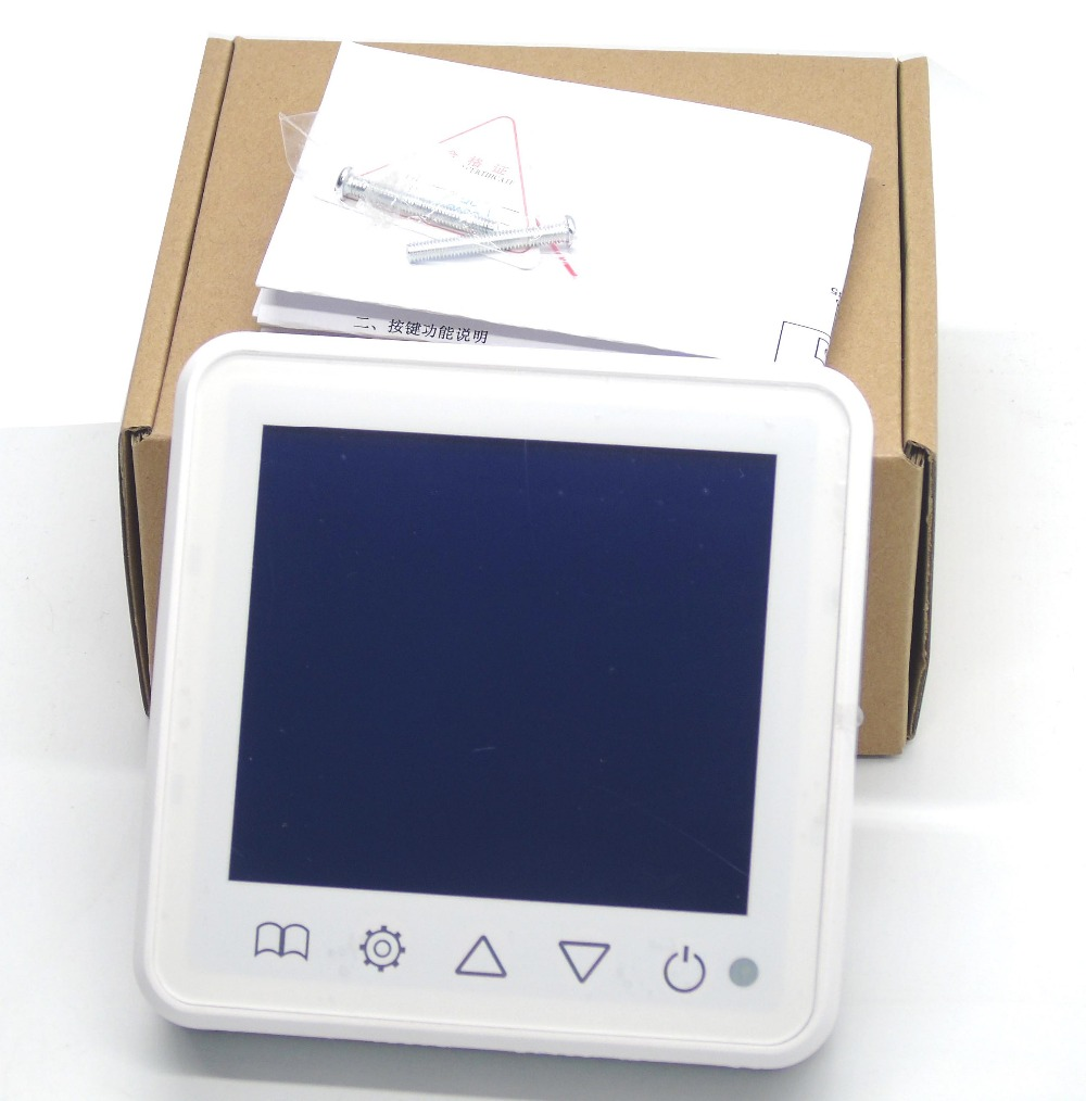 Indoor <font><b>air</b></font> quality monitoring instruments CO2 <font><b>VOC</b></font> Relay fan Ventilator control with RS485 communication