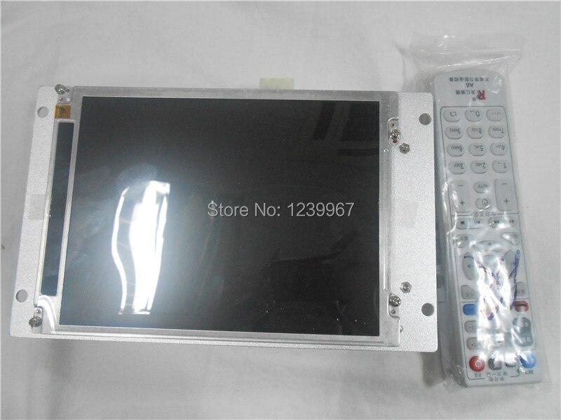 FCUA-CT100 9 Replacement LCD Monitor for Mitsubishi E60 E68 M64 M64s CNC CRT bm09df replacement lcd monitor 9 special for mitsubishi m50 m520 system cnc crt