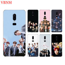 V JIMIN JHOPE Funny Phone Back Case For OnePlus 7 Pro 6 6T 5 5T 3 3T 7Pro 1+7 Art Gift Patterned Customized Cases Cover Coque