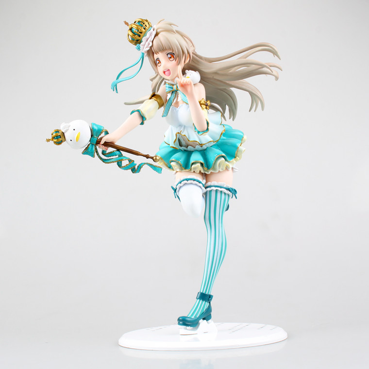 NEW hot 22cm love live Minami Kotori cool action figure toys Christmas gift collectors new hot 22cm final fantasy gabranth collectors action figure toys christmas gift doll