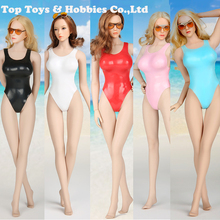 Fire Girl Toys FG057 1/6 Scale Sexy  one piece sexy Cool bikini clothing set for 12 Action Figure Doll Accessories