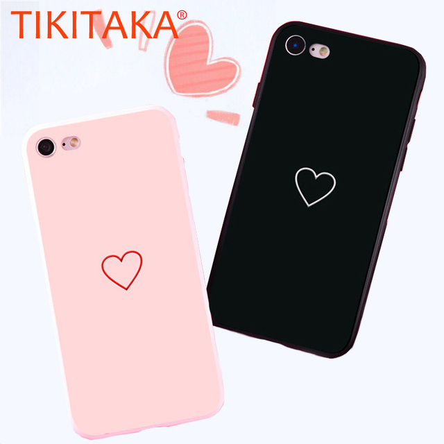 heart iphone 8 case