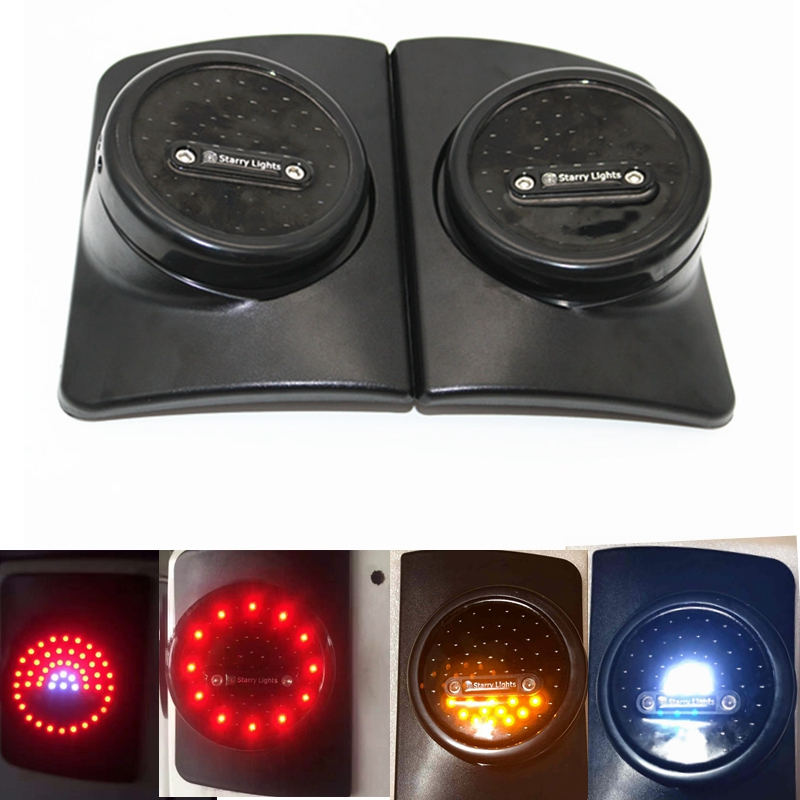 The New For Jeep Wrangler LED Tail Lights, with LED Brake Lights Turn Signal Lights Back Up and Reverse Lights for JK 07 - 18 led tail lights smoke lens for jeep wrangler 2007 2017 jk jku with break back up light reverse turn parking signal lamp assembly