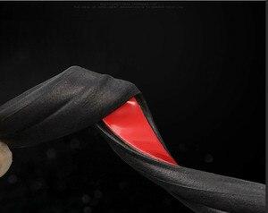Image 2 - B Art Klebstoff Auto Tür Gummi Dichtung Sound Isolierung Streifen für DACIA SANDERO STEPWAY Dokker Logan Duster Lodgy