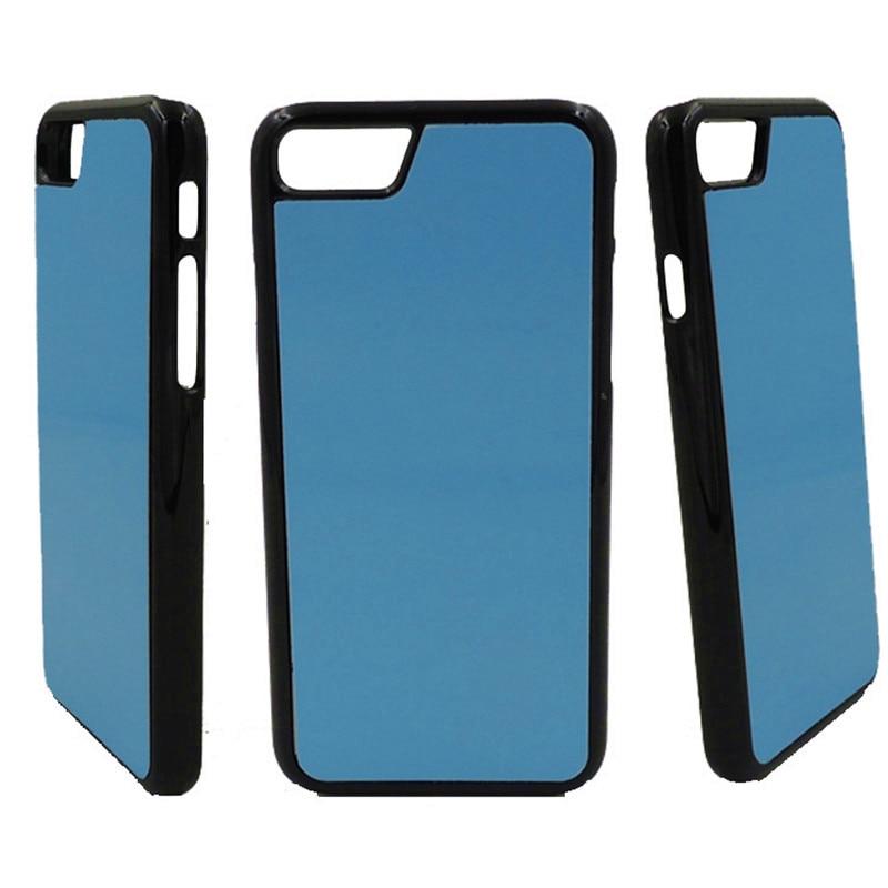 2D Sublimation Blans Plastic Case for iPhone 7 7 Plus 8 8 Plus - Բջջային հեռախոսի պարագաներ և պահեստամասեր - Լուսանկար 3