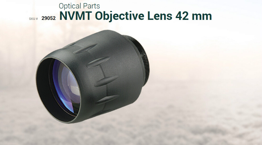 Yukon 29052 night vision lens 3x NVMT Objective lens 42mm  recommended for  Rifle conversions and handheld monoculars. cd аудиокнига бунин и а жизнь арсеньева mp3