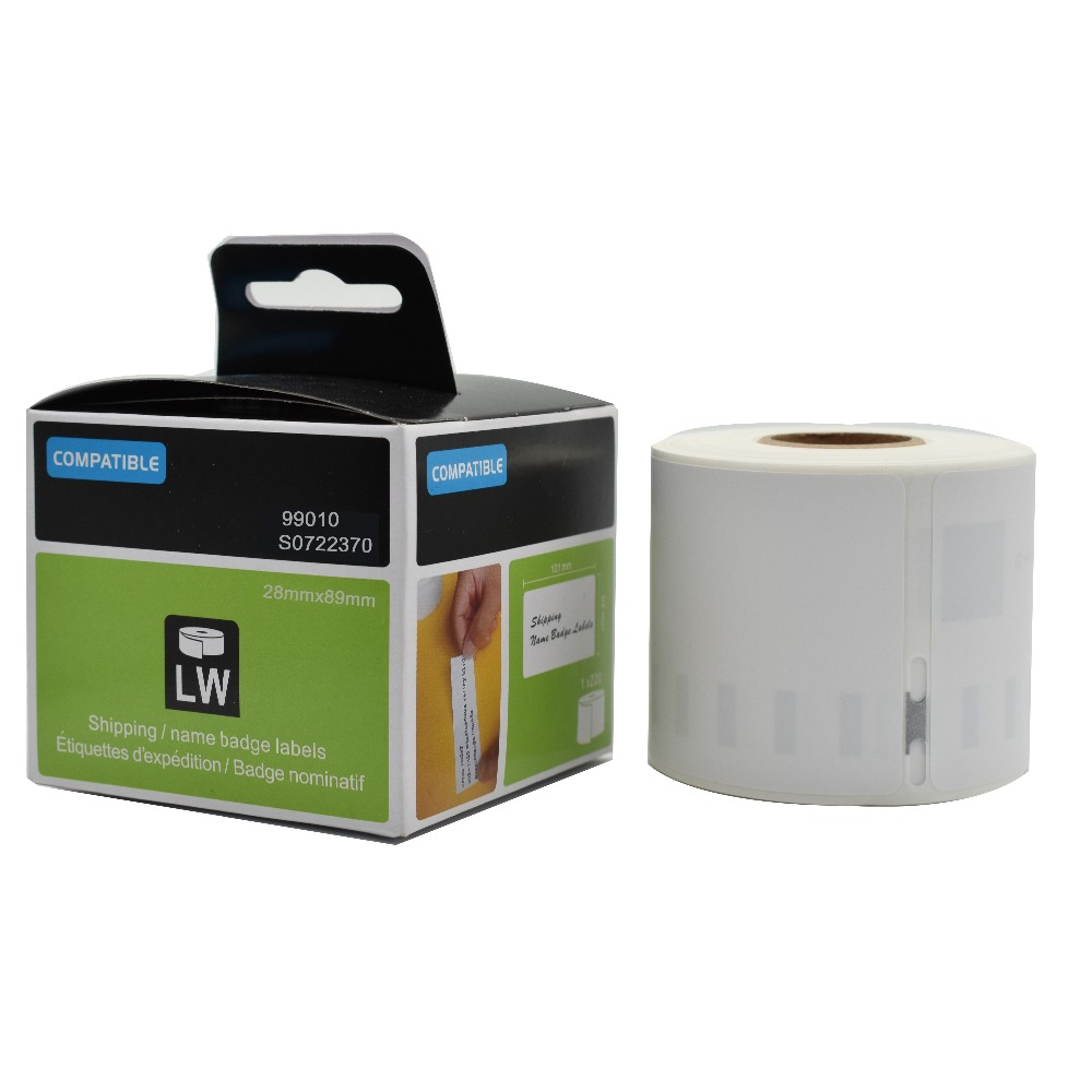 Dymo Labelwriter Seiko Compatible Thermal Address Labels Rolls FREE DELIVERY
