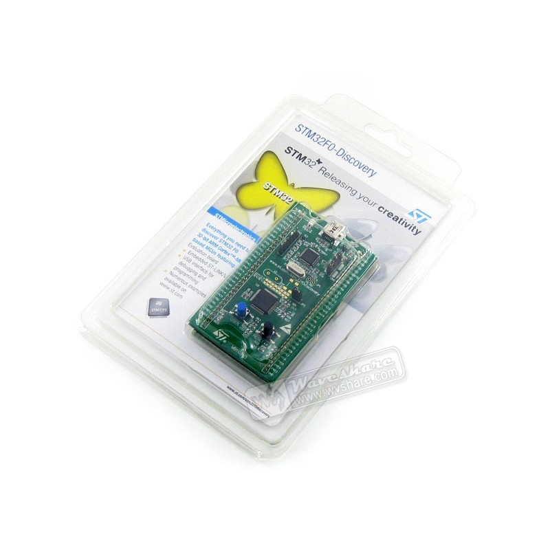 STM32F0DISCOVERY STM32F051R8T6 STM32F051 ARM Cortex M0 STM32 Development Board Discovery Kit(China)
