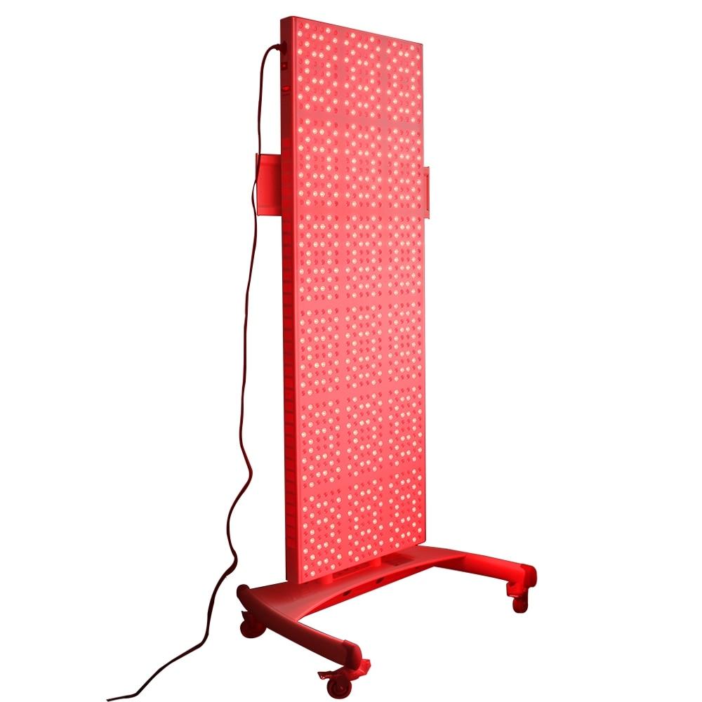 Nouveau produit corps complet panneau de thérapie de la lumière rouge 850nm 660nm lumière rouge et lumière rouge 1800 w TL2000 dispositif de thérapie de la lumière rouge