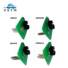 BDM Рамка pin 40 шт. иглы, Адаптер BDM рамки+ 40 шт. BDM Pin работа для BDM рамки Ktag K-tag Kess v2, BDM100 FGtech