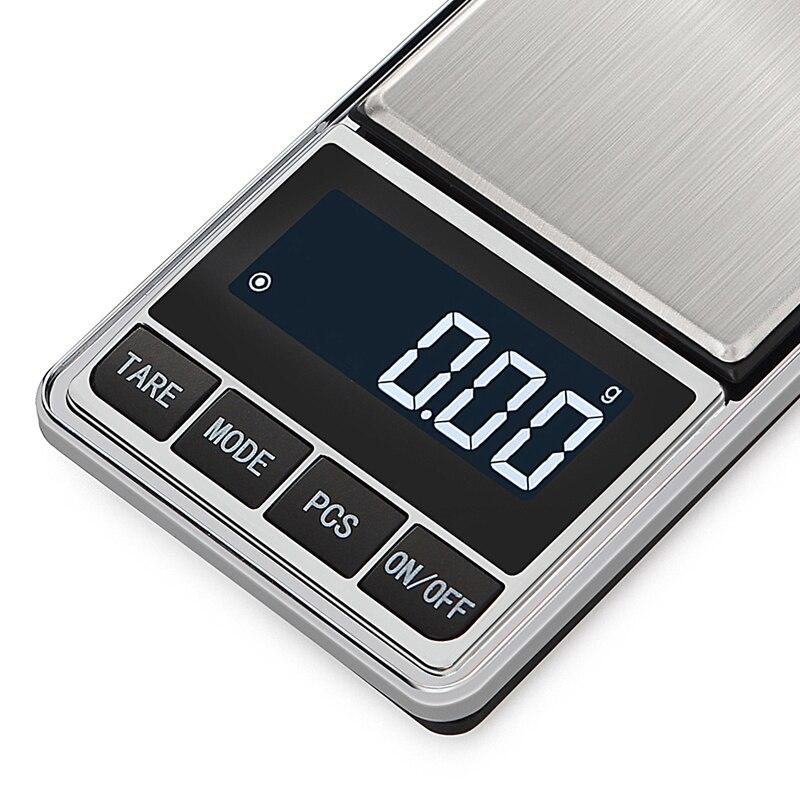 Электронные весы для ювелирных изделий, Точность 0,01 г-3