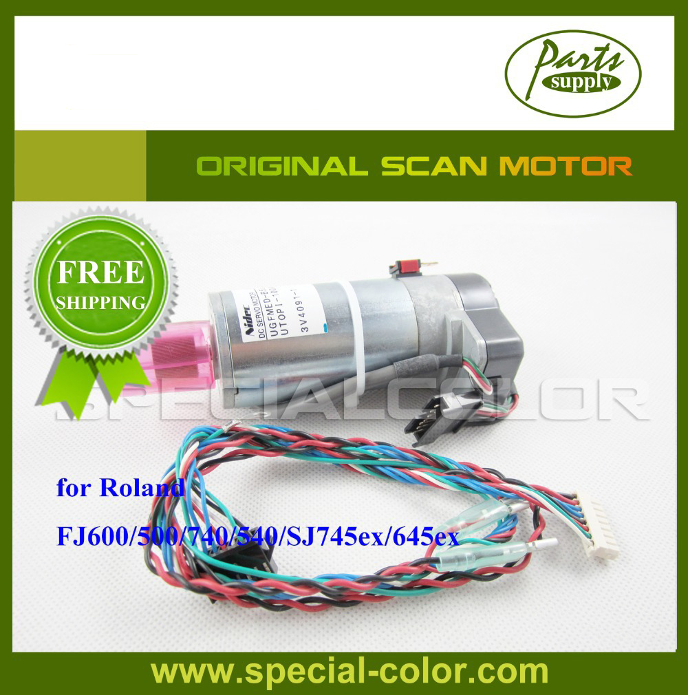 Original Roland Scan Motor for FJ600/500/740/540/SJ745ex/645ex printer new version generic scan motor for roland fj 540 fj 740