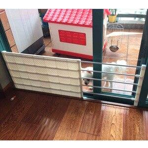 Pawstrip DIY собачий забор для домашних животных, барьер для маленьких собаки, ворота для кошек, Безопасные ворота для детей, шкаф-органайзер, petshop