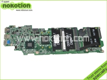 laptop motherboard for dell inspiron 13z 533 0D6MN7 i3-2367m hm77 gma hd 4000 ddr3