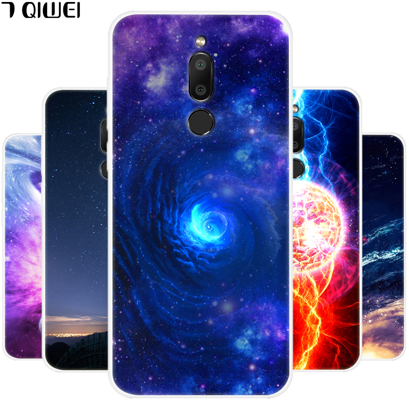 F M6T 5.7'' Cover For Meizu M6T Case Silicone Soft TPU Phone Case For FUNDAS Meizu M6T