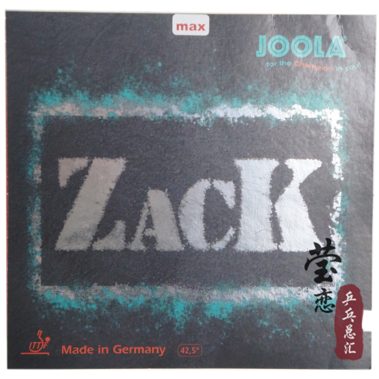 Original Joola ZACK table tennis rubber big big hole sponge table tennis racket racquet sports astringent all round good speed