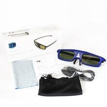 Good Quality 96-144Hz Digital DLP-LINK 3D Active Glasses Compatible For HD 3D Z4 X3S DLP Projector Shutter Eyeglasses