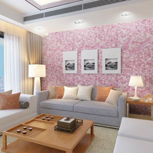 Wallcoat TV hintergrund moderne prägeeffekt faser farbe wohnzimmer ...
