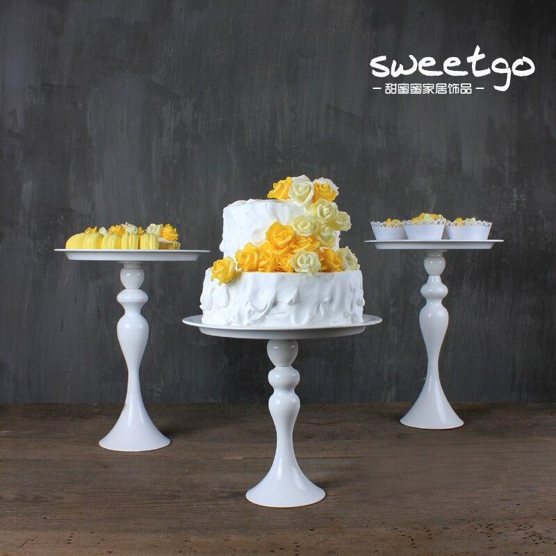 Modern Wedding Decoration Ideas: 3pcs/set Modern Wedding Decoration Party Decorations Cake