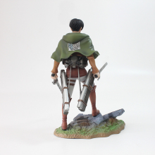 Anime Attack on Titan Figure Shingeki No Kyojin Mikasa Ackerman  Brinquedos Figma PVC Action Figure Collection Model Kids Toy