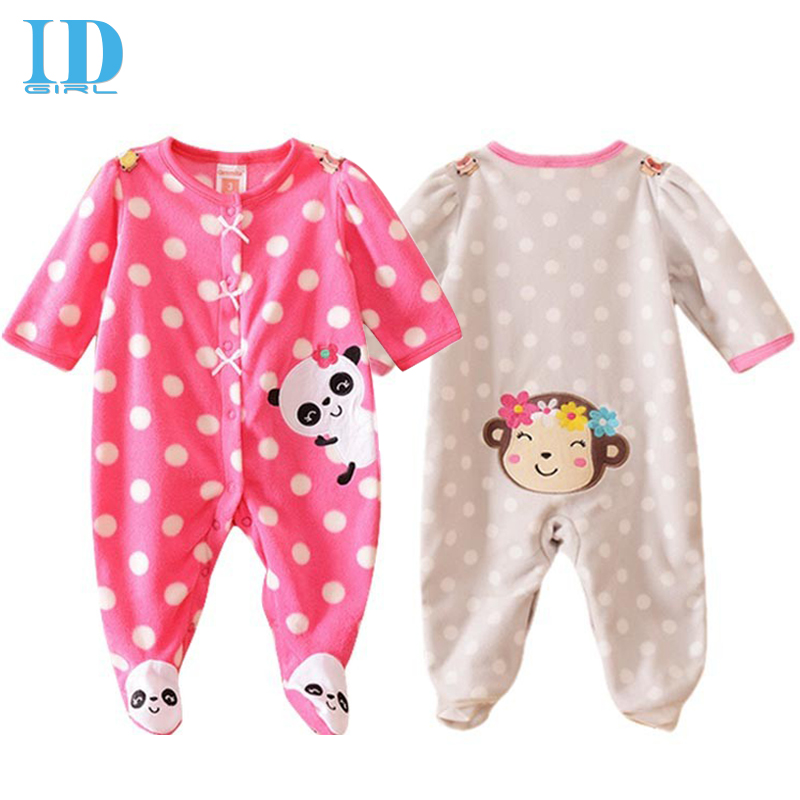 Idgirl baby clothing autumn baby girl newborn clothes for Fabric for children s clothes