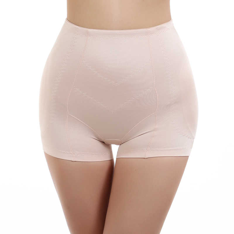 9be2c296cfec1 2019 new women seamless underwear tummy control shaper fake ass butt lift  briefs hip up padded
