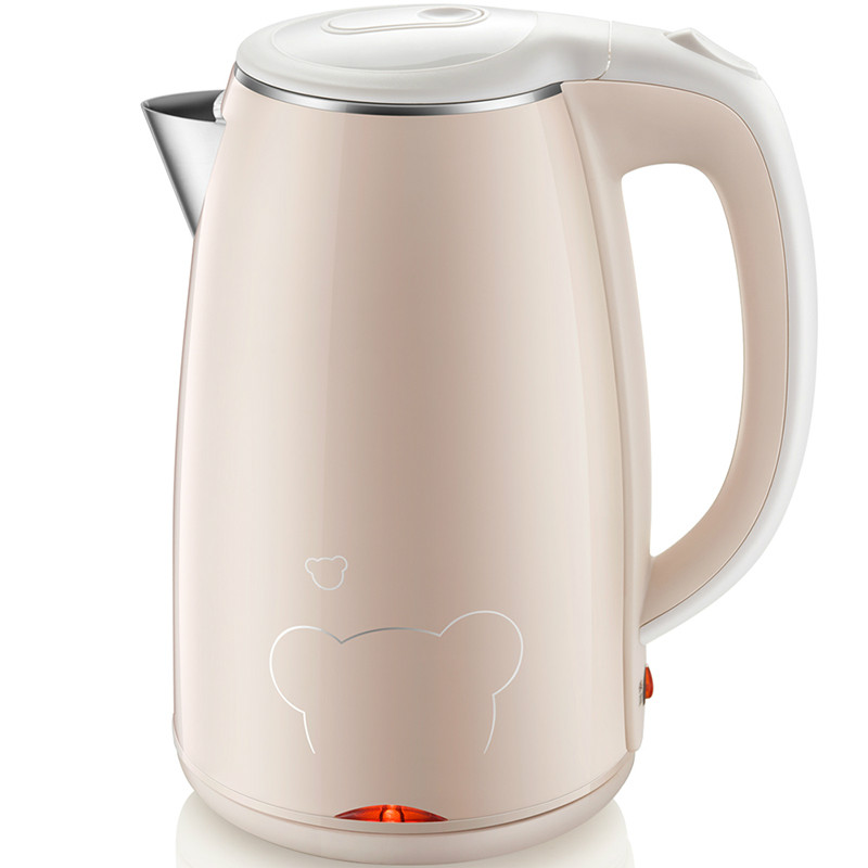 все цены на Electric kettle large capacity household stainless steel 304 food grade Overheat Protection онлайн