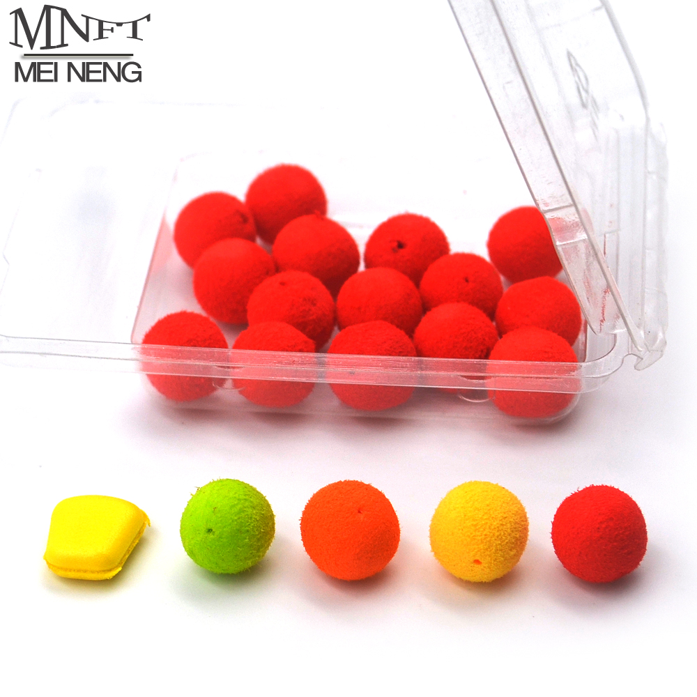 MNFT 15pcs/box 5 Kinds Shapes Boilies Carp Bait Floating Fishing Lure Artificial Baits Carp Fishing Fish Beads Pop Up Smell Ball mnft 1 bottle of 40g viscose bait carp glue gluey fishing lure tool