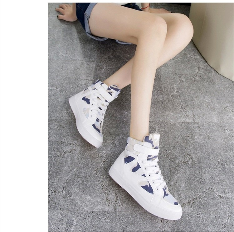 LOVE Fashion High Top Casual Shoes For Women Canvas Shoes 2015 New Autumn Ankle Boots Breathable Ladies Shoes Student Flats YD28 (9)