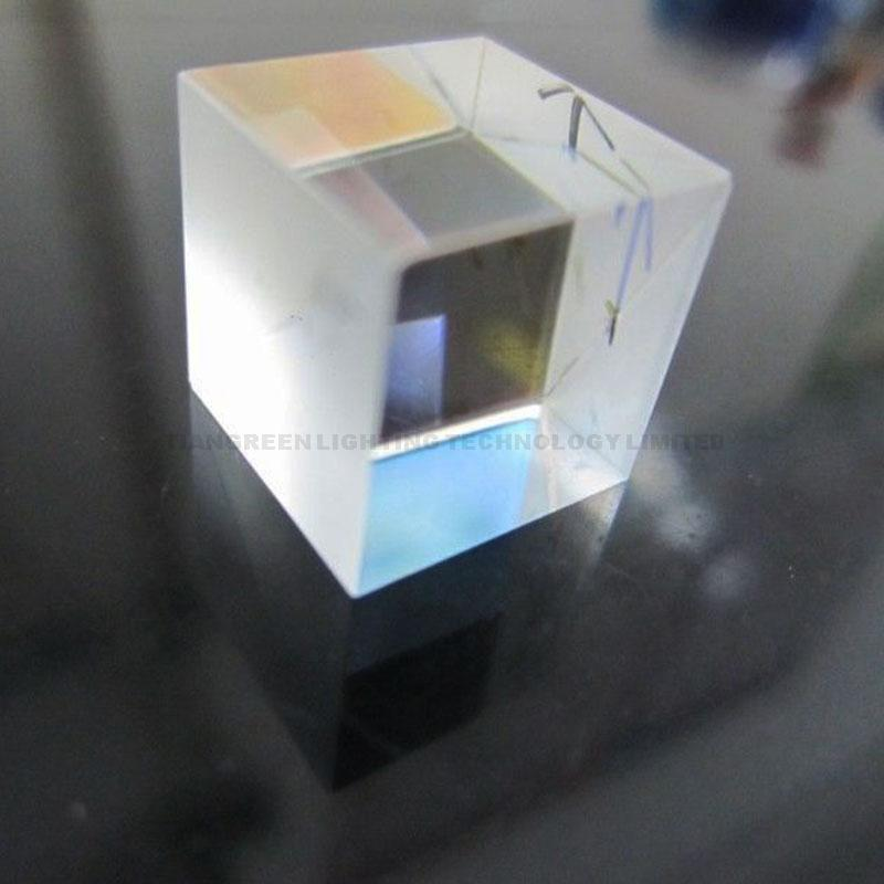 Laser Mirror Laser Beam Combiner Cube Prism for High Power 638nm - 650nm Red Laser Diode Module 5mw 650nm red laser diode module line 12x45mm beam angle 10 135 degree for option