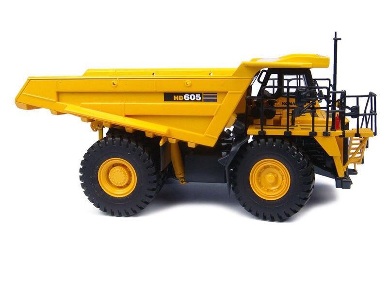 Hobi Universal Komatsu HD 605 Kamion jashtë autostradës 1:50 - Makina lodër për fëmije - Foto 6