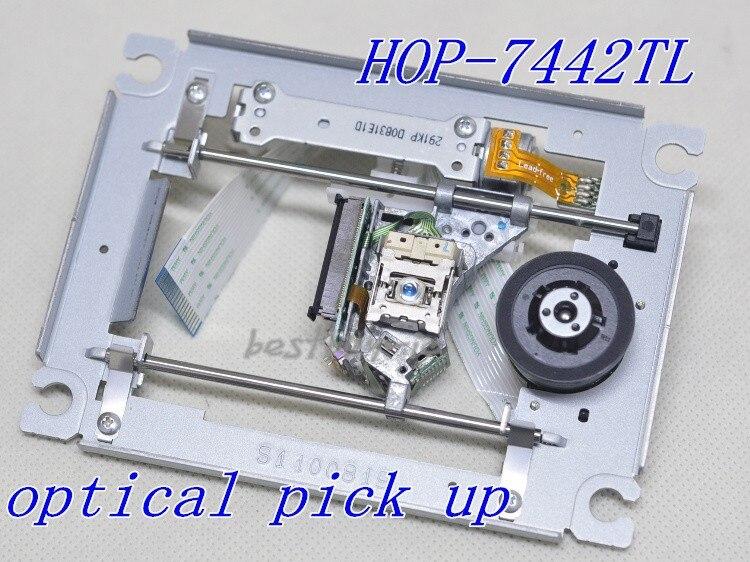 Dvd-laufwerk Audio System Dl-r200 Laserkopf Hop-7442tl Mit Mechanismus Hop-7442 7442tl Optical Pick Up Angenehm Zu Schmecken Unterhaltungselektronik Heim-audio & Video