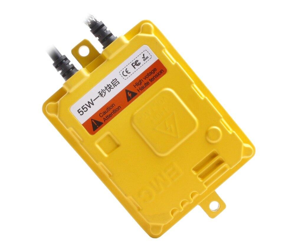 MGTV LIGHT Bombilla HID de inicio rápido Kit de conversión de - Luces del coche - foto 5