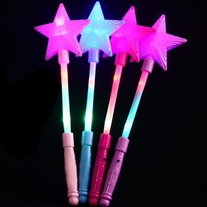 Материал:: пластик; фея палочка; палочка звезда;