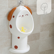 Wall-Mounted Hook Urinal Baby Boy Potty Toilet Training Chil