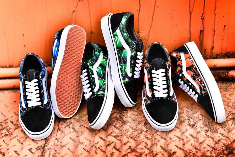 3885d007c7b8 Detail Feedback Questions about VANS Slip On and Sk8 Hi Sespring Classic Men  and Womens Sneakers canvas shoes