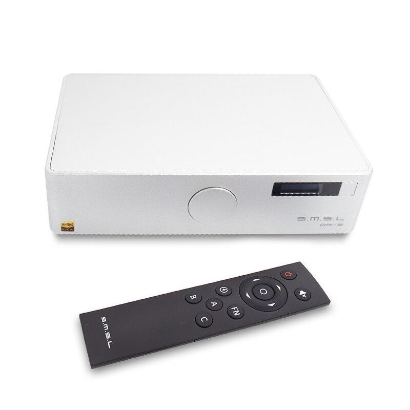 SMSL DA-8 ICEpower50ASX2 NJW1194 Salut-Res De Bureau Haute Performance amplificateur de puissance numérique
