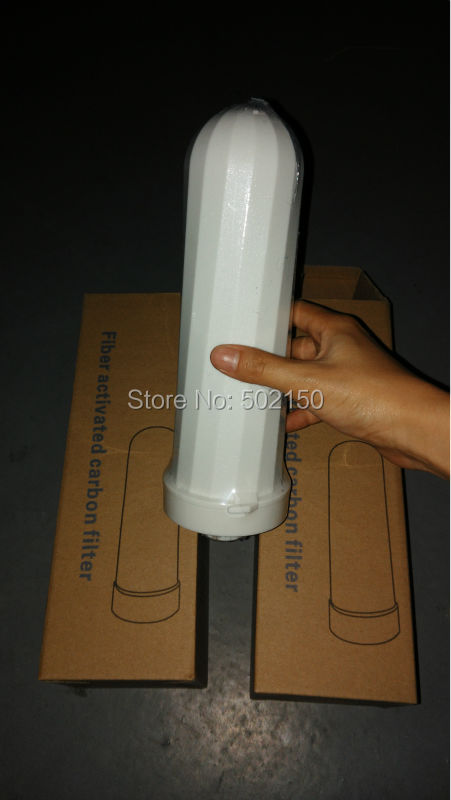 water filter silver activated carbon filter fit model OH-806 newest model oh 806 3h activated carbon type water ionizer