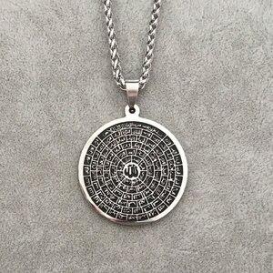 Image 5 - muslim islam Asma ul Husna 99 Names of ALLAH pendant  necklace     accept drop shipping