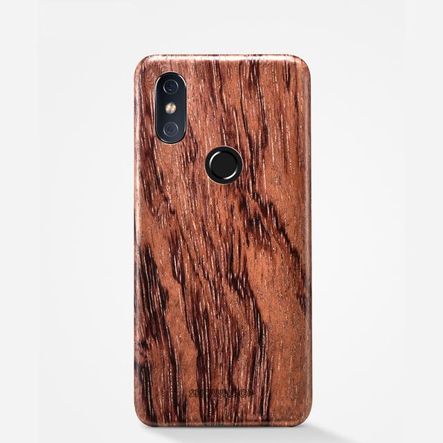 Wooden Phone Case For Xiaomi Mi 8 Model